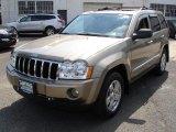 2006 Light Khaki Metallic Jeep Grand Cherokee Limited 4x4 #31743173