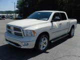 2010 Stone White Dodge Ram 1500 Big Horn Crew Cab #31743573