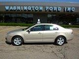 2008 Dune Pearl Metallic Ford Fusion SE V6 #31743389