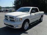 2010 Bright Silver Metallic Dodge Ram 1500 Big Horn Crew Cab #31743574