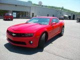 2010 Victory Red Chevrolet Camaro SS/RS Coupe #31743580