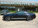 2007 Black Ford Mustang Shelby GT Coupe #31743397