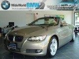 2008 Platinum Bronze Metallic BMW 3 Series 335i Convertible #31743068