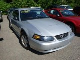 2003 Silver Metallic Ford Mustang V6 Coupe #31743226