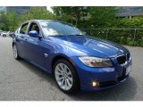 2010 Montego Blue Metallic BMW 3 Series 328i xDrive Sedan #31743073