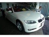 2007 Alpine White BMW 3 Series 328i Convertible #31743078