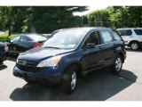 2008 Royal Blue Pearl Honda CR-V LX 4WD #31743091