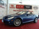 2005 Mercedes-Benz SLK Orion Blue Metallic