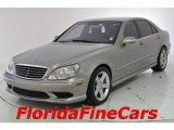 2004 Pewter Silver Metallic Mercedes-Benz S 430 Sedan #31743130