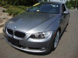 2008 Space Grey Metallic BMW 3 Series 328i Convertible #31791642