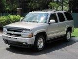 2005 Silver Birch Metallic Chevrolet Tahoe LT 4x4 #31791229