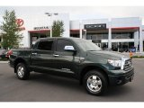 2008 Timberland Green Mica Toyota Tundra Limited CrewMax 4x4 #31791053