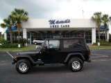 2006 Black Jeep Wrangler Unlimited 4x4 #31791455