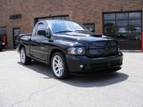 2004 Black Dodge Ram 1500 SRT-10 Regular Cab #31791079