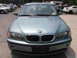 2003 Grey Green Metallic BMW 3 Series 325xi Sedan #31791275