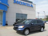 2007 Royal Blue Pearl Honda CR-V EX-L 4WD #31791089