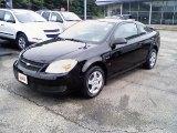 2007 Black Chevrolet Cobalt LT Coupe #31791098