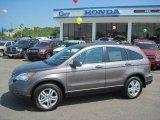 2010 Urban Titanium Metallic Honda CR-V EX-L #31791509