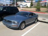 2006 Windveil Blue Metallic Ford Mustang V6 Premium Coupe #31791536
