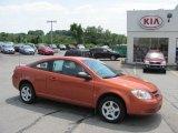 2007 Sunburst Orange Metallic Chevrolet Cobalt LS Coupe #31791550