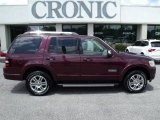 2006 Dark Cherry Metallic Ford Explorer Limited #31791337