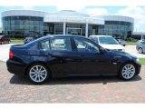 2010 Monaco Blue Metallic BMW 3 Series 328i Sedan #31791558