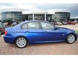 2010 Le Mans Blue Metallic BMW 3 Series 328i Sedan #31791559