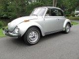 1979 Diamond Silver Metallic Volkswagen Beetle Convertible #31791158