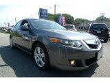 2010 Polished Metal Metallic Acura TSX Sedan #31791166