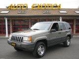 1998 Light Driftwood Satin Glow Jeep Grand Cherokee Laredo 4x4 #31791771
