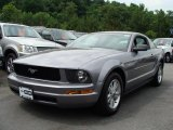 2006 Tungsten Grey Metallic Ford Mustang V6 Premium Coupe #31791350