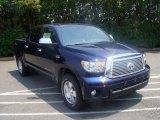2010 Nautical Blue Metallic Toyota Tundra Limited CrewMax #31791604