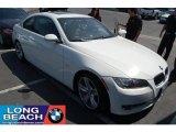 2007 Alpine White BMW 3 Series 335i Coupe #31791370