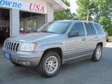 2002 Graphite Metallic Jeep Grand Cherokee Limited 4x4 #31791821