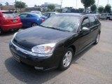 2005 Black Chevrolet Malibu Maxx LT Wagon #31851351