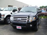 2010 Tuxedo Black Ford Expedition EL XLT 4x4 #31850954