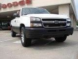 2006 Summit White Chevrolet Silverado 1500 LS Regular Cab #31851380