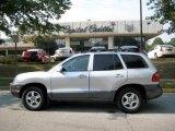 2003 Pewter Hyundai Santa Fe I4 #31850978