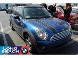 2007 Lightning Blue Metallic Mini Cooper Hardtop #31851177