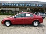 2003 Blaze Red Crystal Pearl Dodge Neon SXT #31851241