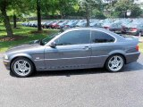 2003 Steel Grey Metallic BMW 3 Series 330i Coupe #31851472