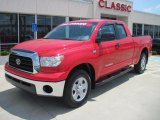 2008 Radiant Red Toyota Tundra SR5 Double Cab 4x4 #31851316