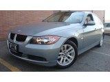 2007 Space Gray Metallic BMW 3 Series 328i Sedan #31900601