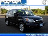 2008 Nighthawk Black Pearl Honda CR-V EX-L 4WD #31850841