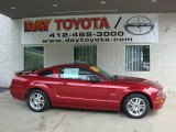 2006 Redfire Metallic Ford Mustang GT Premium Coupe #31850858