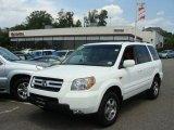 2007 Taffeta White Honda Pilot EX-L 4WD #31900630