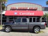 2004 Graphite Metallic Dodge Ram 1500 Laramie Quad Cab #31900435