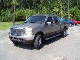 2004 Arizona Beige Metallic Ford F250 Super Duty Lariat Crew Cab 4x4 #31900886