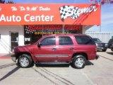 2005 Sport Red Metallic Chevrolet Tahoe LS 4x4 #31900647