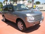 2007 Stornoway Grey Metallic Land Rover Range Rover HSE #31850874